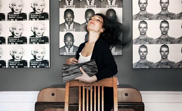 Barbara Ragghianti, producer, Los Angeles, CA, photo by Marco Schillaci