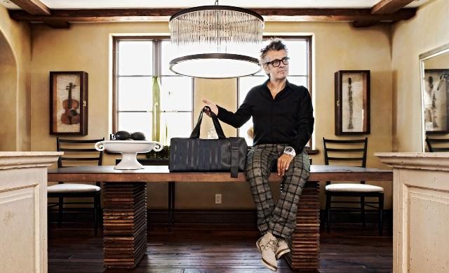 Ermanno Di Febo Orsini, Production Designer, Manhattan Beach, CA, photo by Marco Schillaci