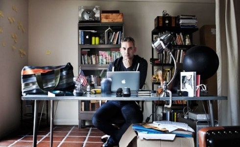 Zach Helm, Writer, Los Angeles, CA, photo by Marco Schillaci