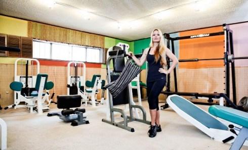 Lejla Rose Isakagic, Fitness Trainer, Westwood, CA, photo by Marco Schillaci