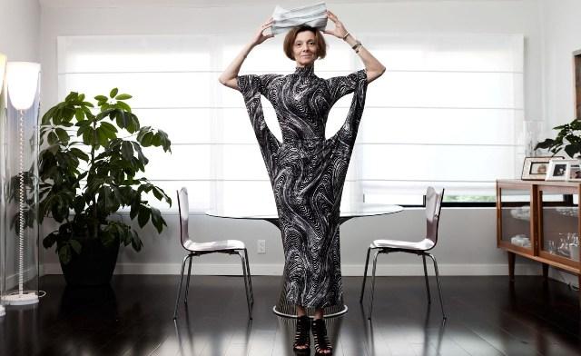 Angela Arrigo, Textile Agent, West Hollywood, CA, photo by Marco Schillaci