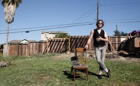 Dave Yaden, musician, Los Angeles, CA, photo by Marco Schillaci