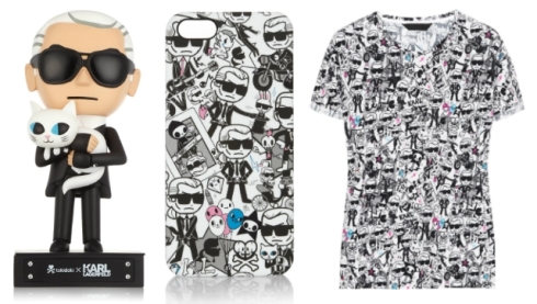 Tokidoki for Karl Lagerfeld