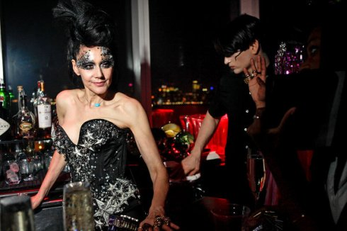 Susanne Bartsch, photo courtesy of Susanne Bartsch