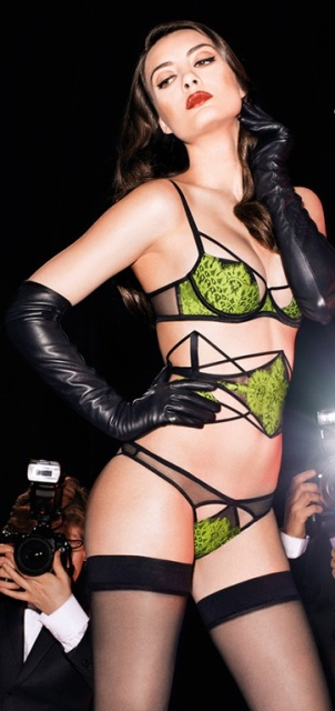 Fall/Winter 2013, L' Agent Provocateur