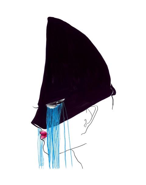 Jean Paul Gaultier by Tony Viramontes, 1984, courtesy of Galleria Carla Sozzani