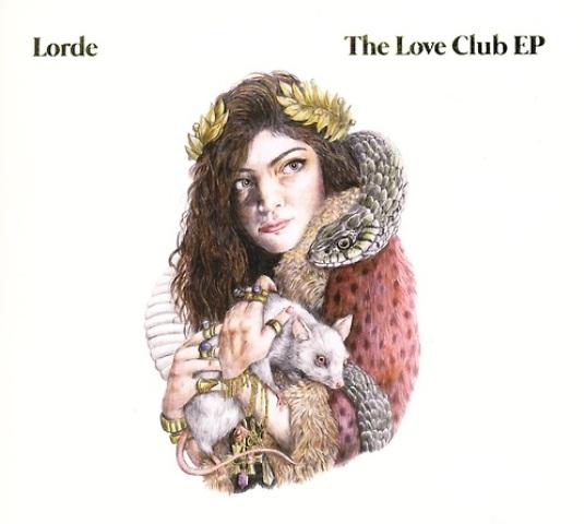 Lorde Album Cover Tennis Court