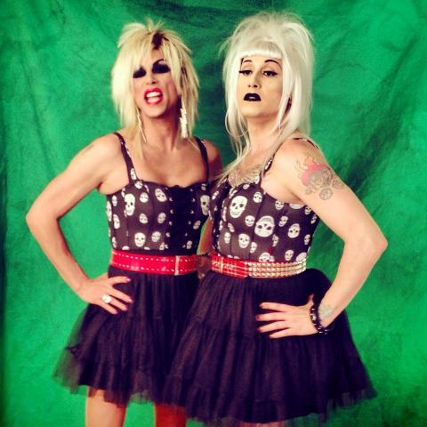 Sherry Vine & Misstress Formika