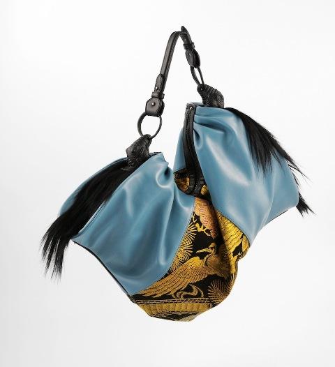 Arnoldo Battois Spring/Summer 2014, Elefante obi bag