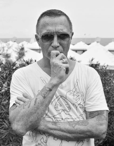 Bruce LaBruce, photo courtesy of Bruce LaBruce