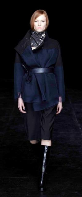 Lutz Huelle Fall/Winter 2013-2014, photo by Franz Galo, courtesy of Lutz Huelle
