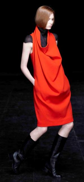 Lutz Huelle Fall/Winter 2013-2014, photo by Franz Galo courtesy of Lutz Huelle