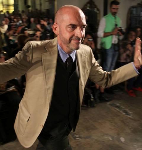 Antonio Marras, photo by Giorgio Miserendino
