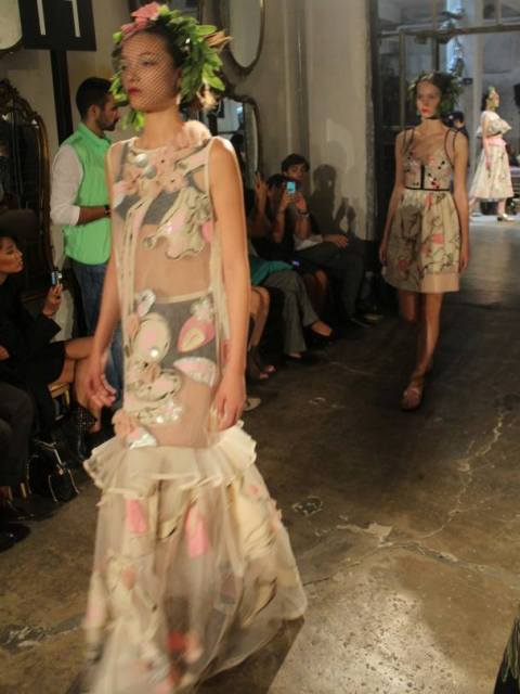 Antonio Marras Spring/Sumer 2014, photo by Giorgio Miserendino