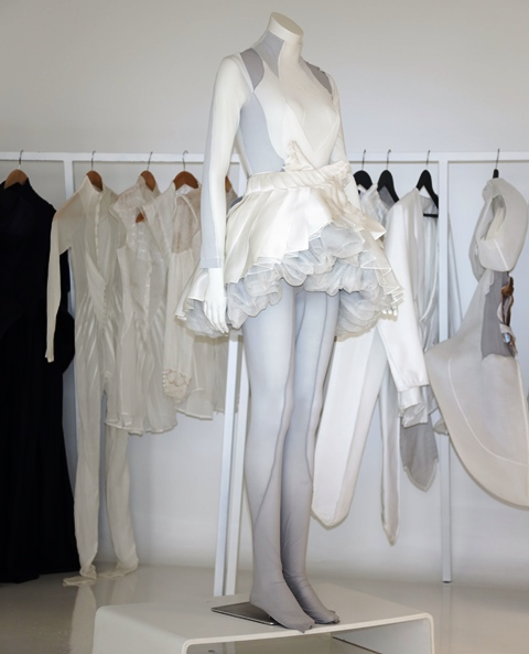 Coppelia Pique Fall/Winter 2013-2014 couture collection