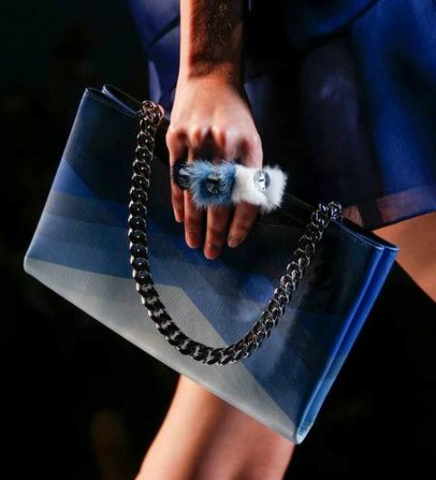 Delfina Delettrez for Fendi Spring/Summer 2014, photo courtesy of Delfina Delettrez