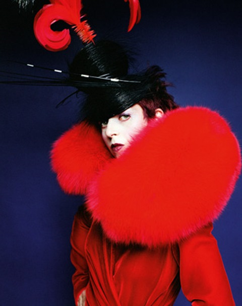 Isabella Blow, photo courtesy of Somerset House