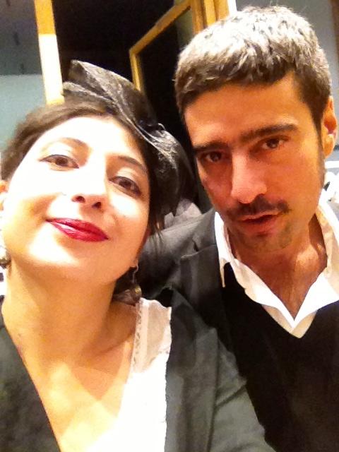 Maximilian Linz and me
