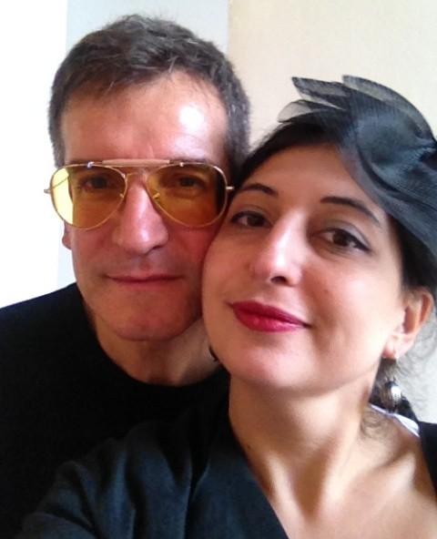Sergio Zambon and me