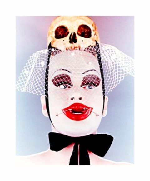 Leigh Bowery, photo by Nick Knight