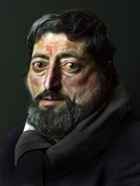 Senen, Pierre Gonnord, Madrid Galeria Juana de Aizpuru