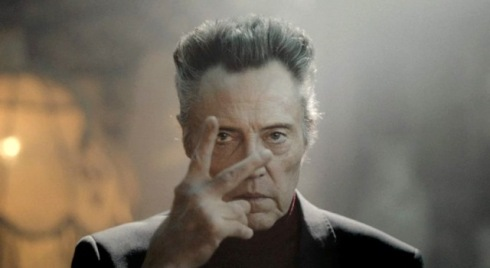 "Christopher Walken, still image from the video ""Made from cool"""