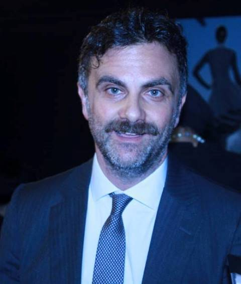 Adriano Franchi, General Director of Altaroma, photo by Giorgio Miserendino
