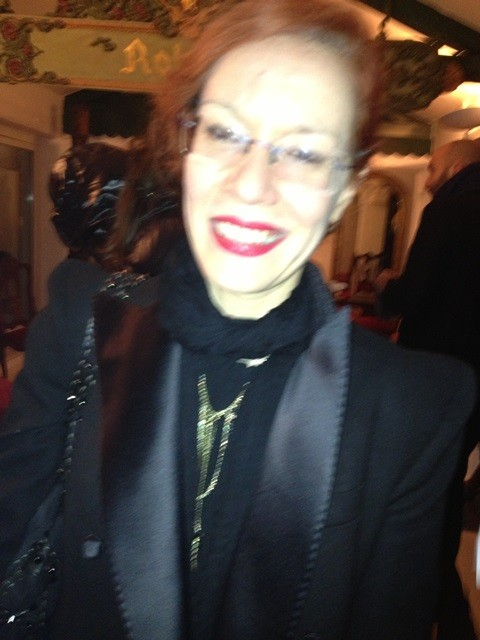 Barbara Franchin, photo by N