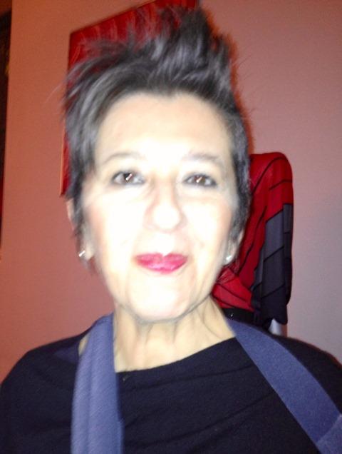 Maria Luisa Frisa, photo by N