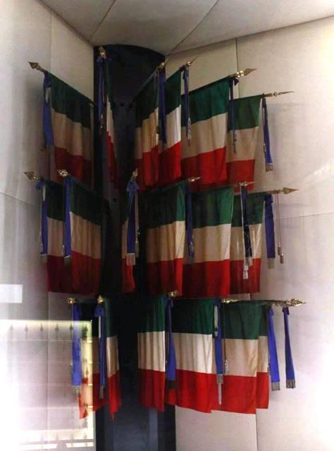 Sacrario della Bandiera, photo by Giorgio Miserendino