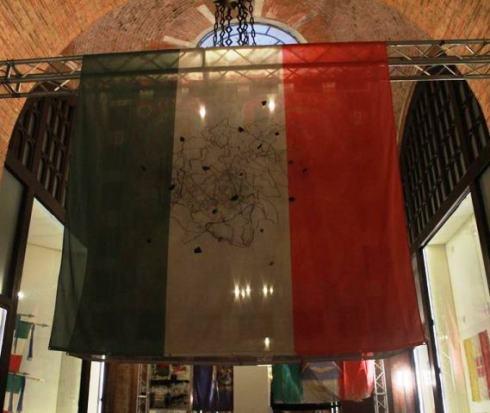 Sacrario della Bandiera of Rome Complesso del Vittoriano, photo by Giorgio Miserendino