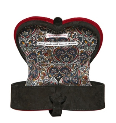 The Ully clutch bag by Olympia Le Tan