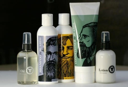 Beardsley, beard shampoos, conditioner, oil and lotion