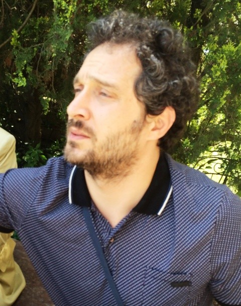 Claudio Santamaria, photo by N