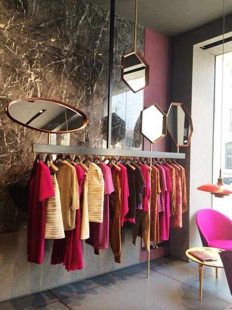 The concept store of Maurizio Pecoraro, photo by N