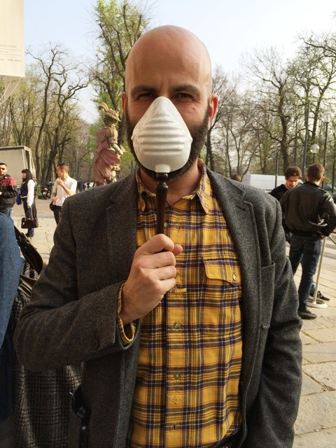 Antonio Gardoni, photo by N