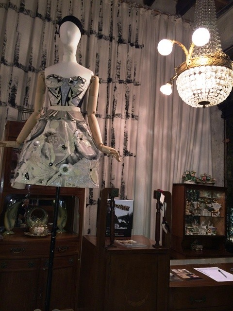Dress Antonio Marras, photo by N