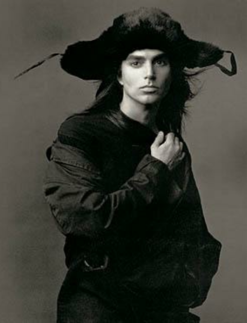 Steven Meisel, photo by N