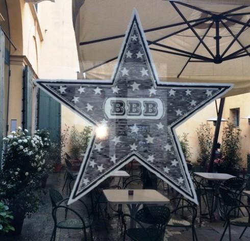 The Reggio Emilia B.B.B restaurant, photo by N