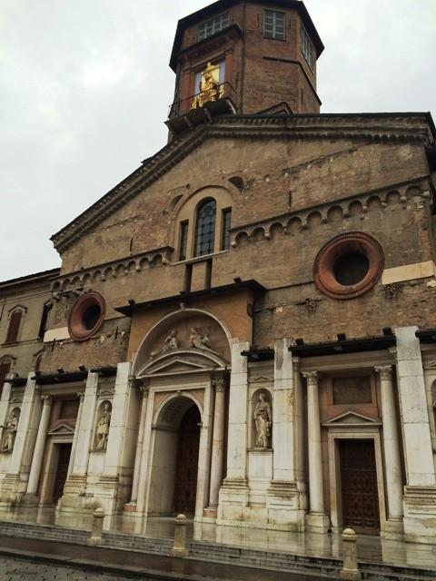 The Duomo of Reggio Emilia, photo by N