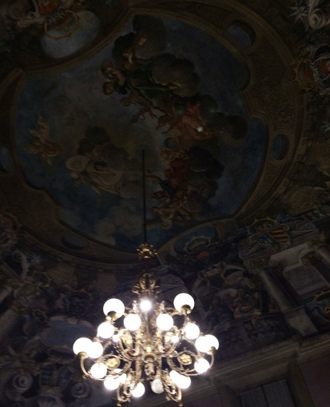 The Modena San Carlo theatre, photo by N
