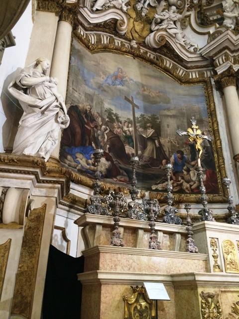 The San Carlo Church, photo by N