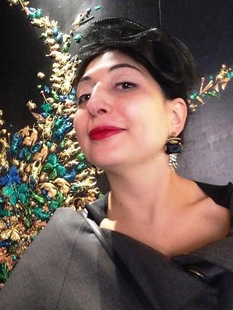 Me in Iosselliani, photo by N