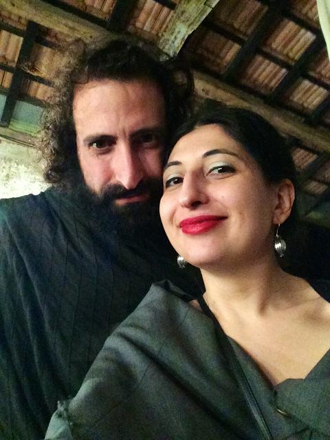 Meo Fusciuni and me