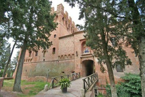 Monte Oliveto Abbey