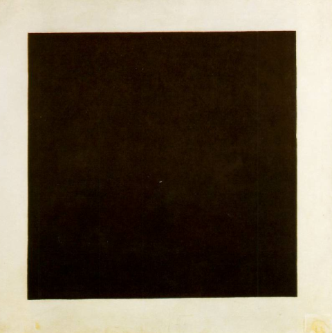 Kazimir Malevic, Black Square