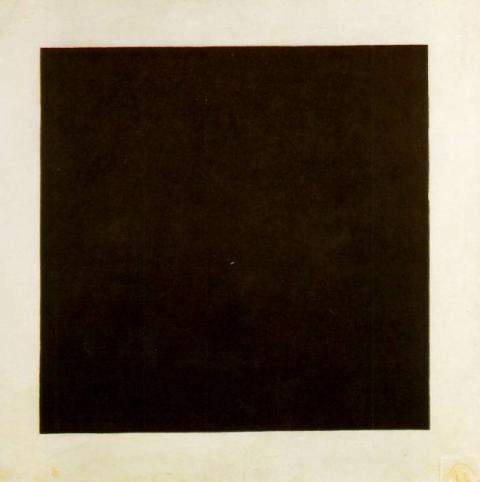 Kazimir Malevic, Black Square