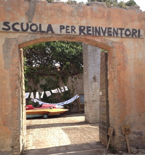 The School for Re-inventors at Floracult, photo by N