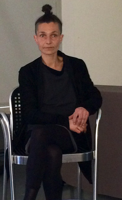 Francesca Gotti, photo by N