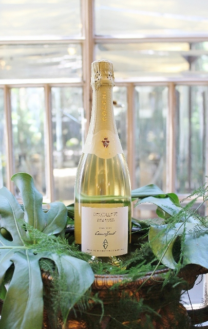 Decolleté (Sparkling wine) featuring in AVF, a selection of wines curated by Anna Venturini Fendi